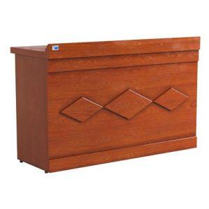 bàn hội trường gỗ cao su