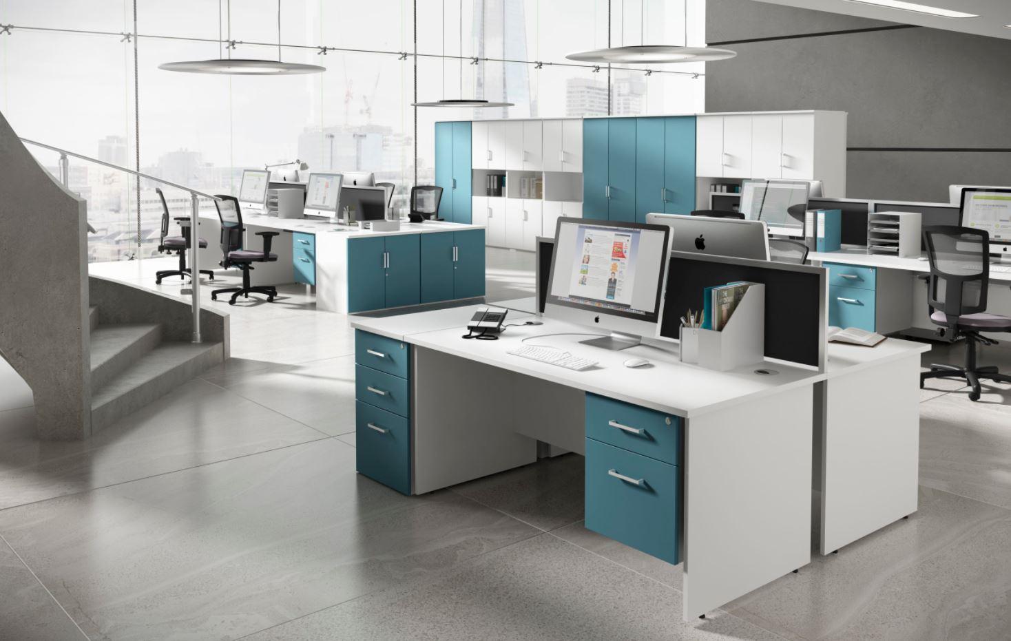 thiết kế nội thất văn phòng công ty GII
